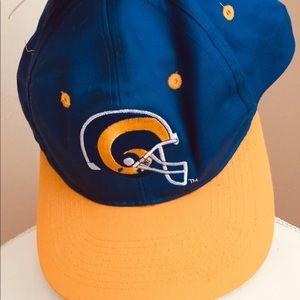 NWT - Original St. Louis Ram's Baseball Cap